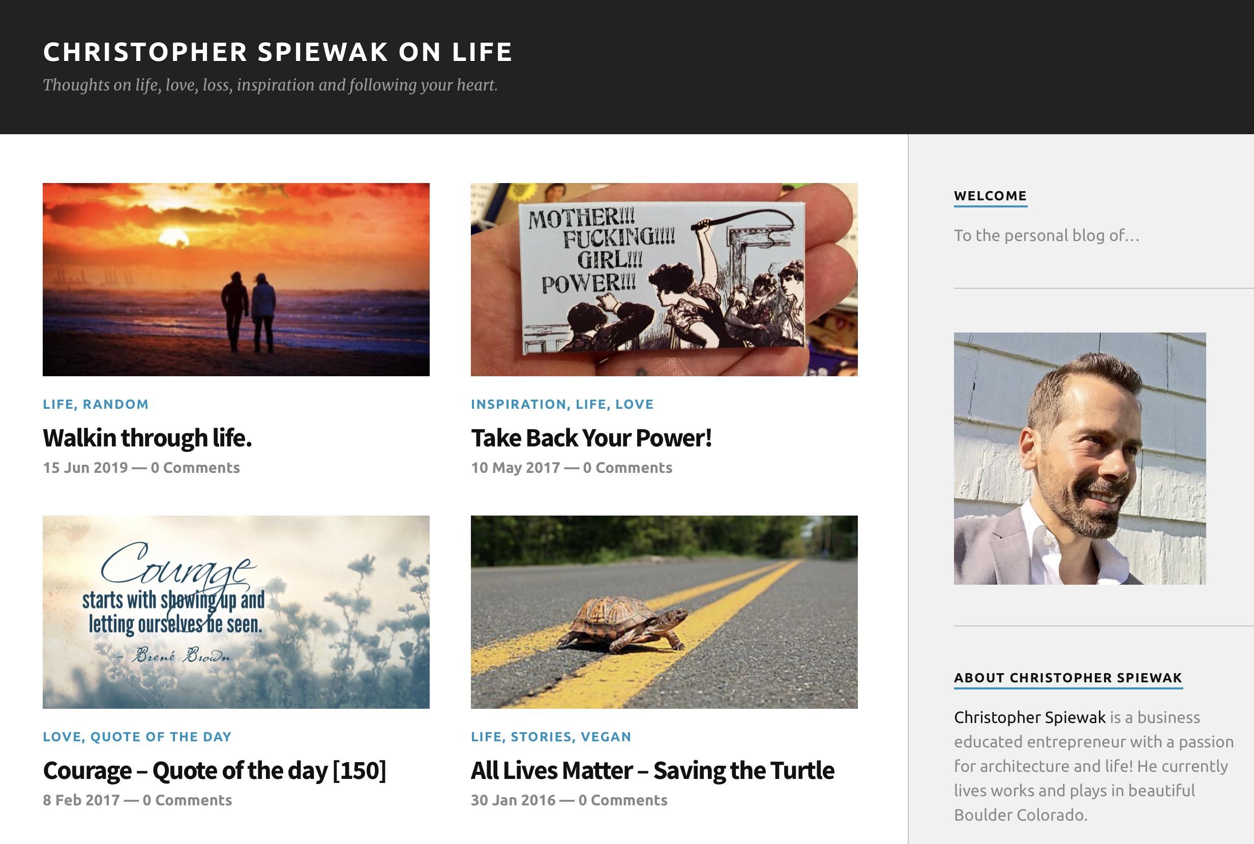 Wordpress Blog Image